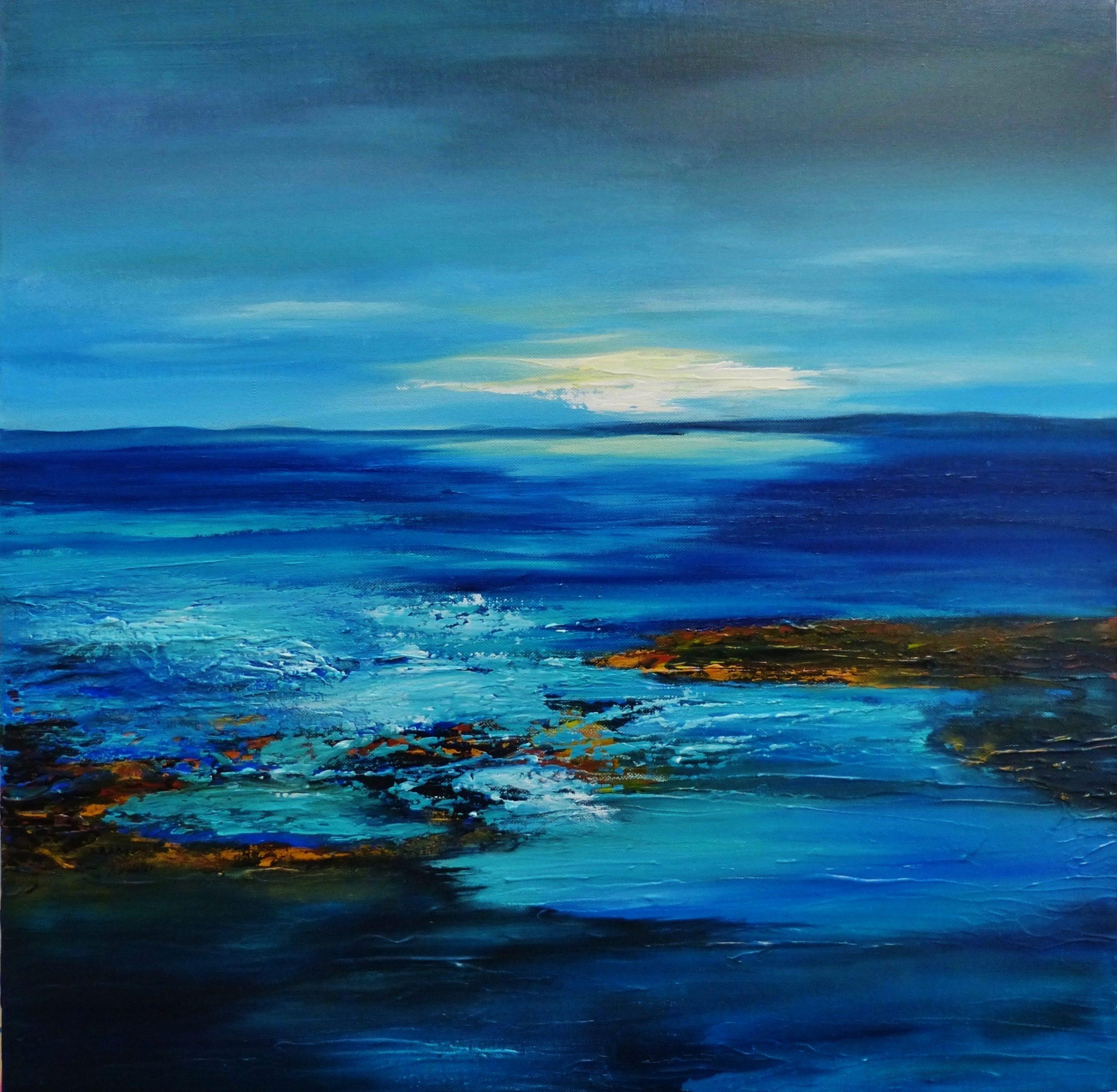 Light Before the Storm, Clare Riddington Jones - Copy